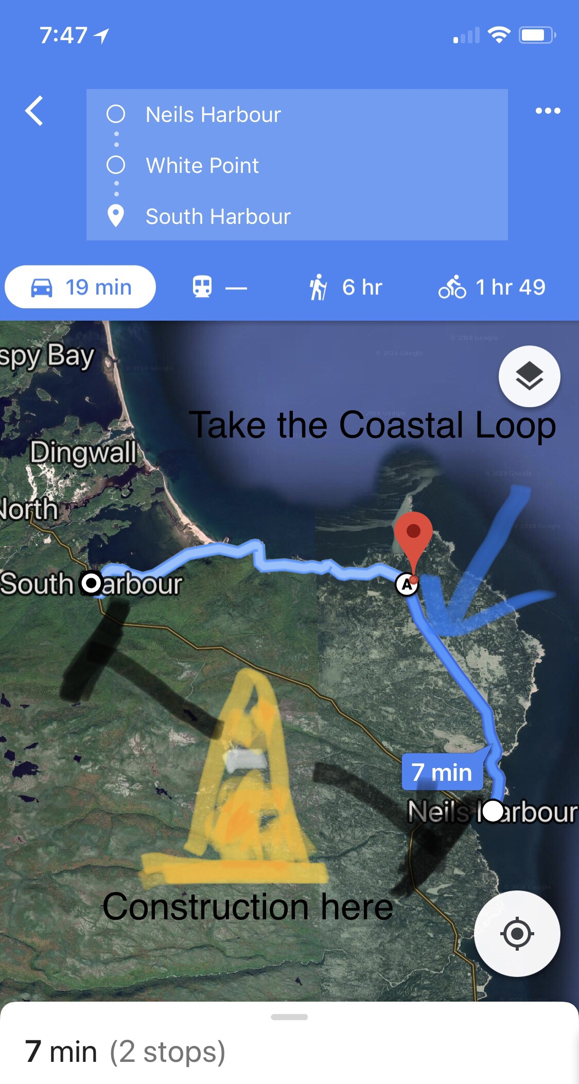 Live Cabot Trail Road Construction Map | Riding the Cabot ... on 100-series highways, gulf of saint lawrence map, wagon train trails map, osa peninsula map, elbe river map, cape breton map, the wave az map, ceilidh trail, evangeline trail, old quebec, lighthouse route, ho chi minh trail map, cape breton island, skyline trail map, evangeline trail map, glooscap trail, hopewell rocks map, fleur-de-lis trail, bay of fundy map, eastern shore of virginia map, richmond county map, nova scotia route 245, nova scotia highway 103, bay of fundy, fortress of louisbourg map, denali highway map, nova scotia highway 101, sunrise trail, cape breton highlands national park, sunrise trail map, mediterranean coast map, canada map, new brunswick map, marconi trail, nahanni national park reserve, marine drive, nova scotia map,