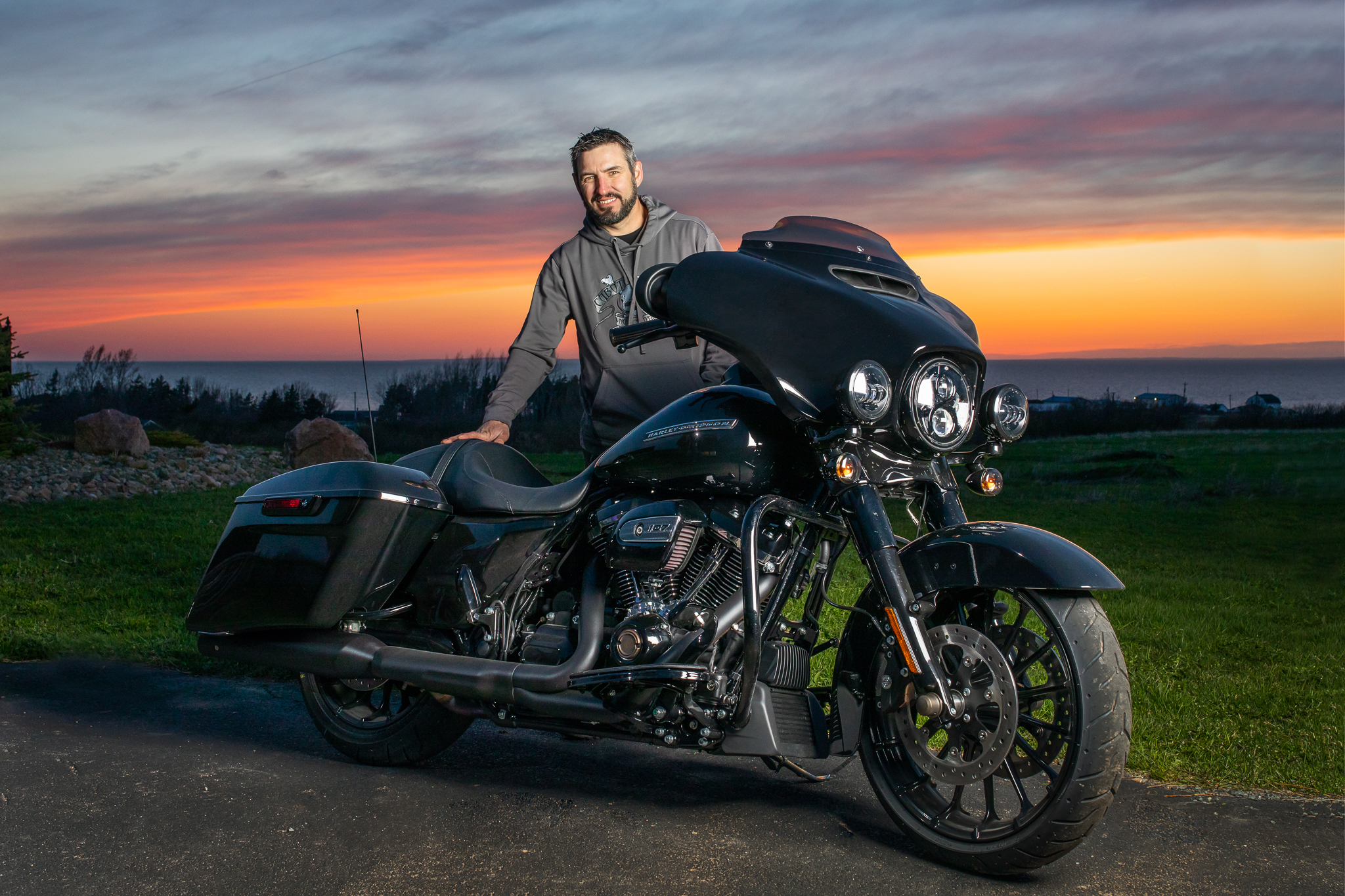 2018 HD Streetglide Special