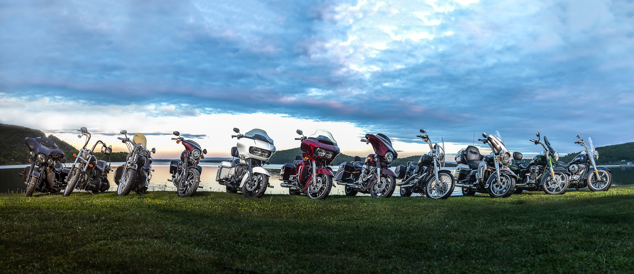2018 Bike Lineup